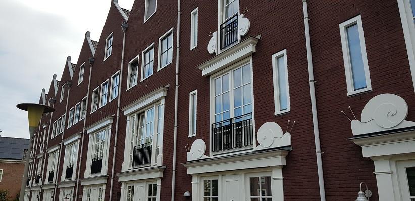 Wandelen buiten de binnenstad van Arnhem van Gegarandeerd Onregelmatig over het Vinexpad