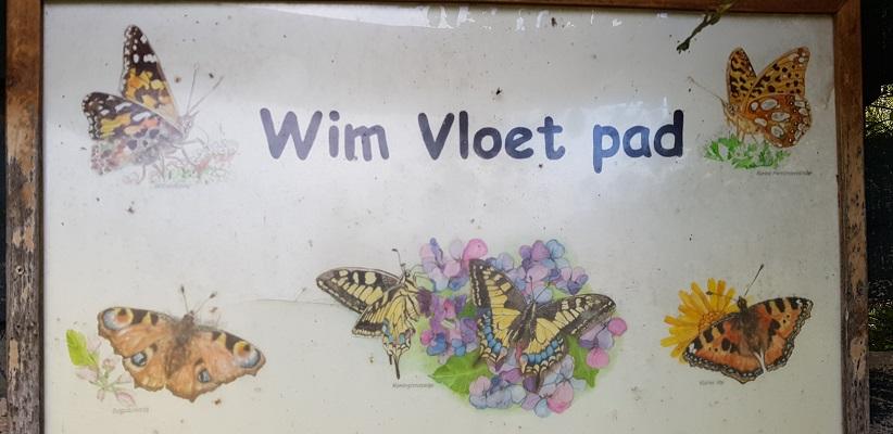 Wim Vloetpad in Bakel