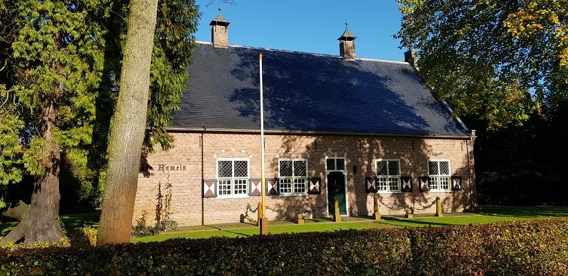 Wandeling in Deurne over het Tuinpad van mijn vader bij woonhuis van schrijver Antoon Coolen