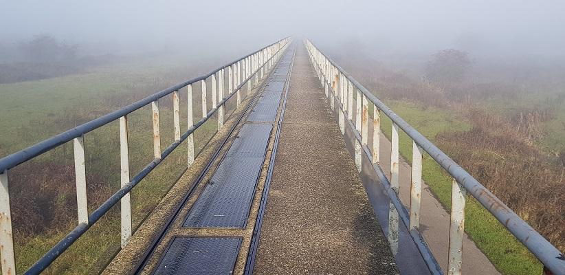 Wandeling over het Dijkenpad in Arnhem van Gegarandeerd Onregelmatig in Meinerswijk