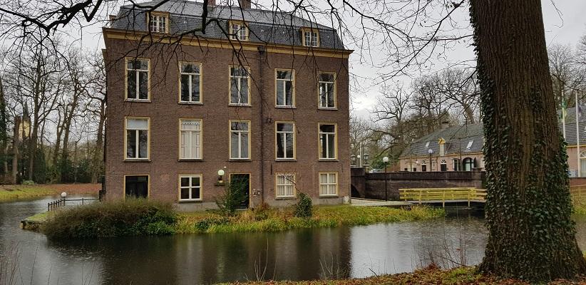 Wandeling over Trage Tocht Neerijnen bij kasteel Neerijnen