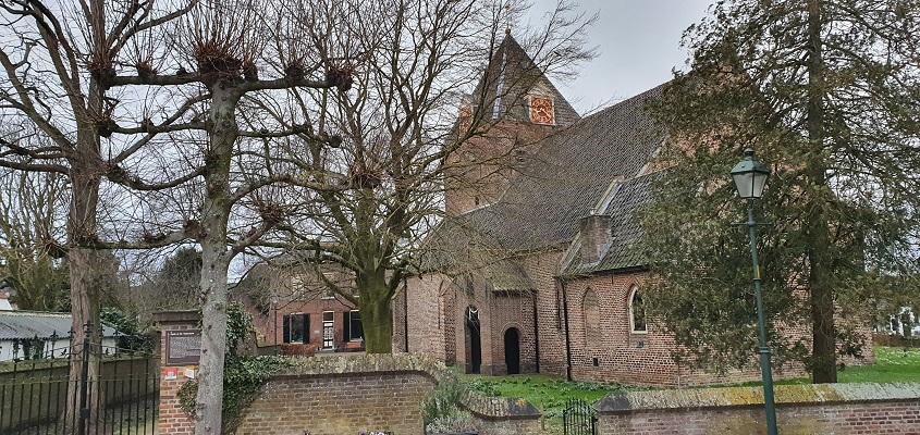 Stadswandeling Batenburg bij de SInt Victorkerk