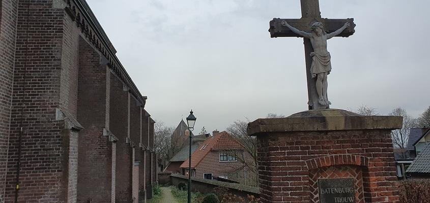 Stadswandeling Batenburg