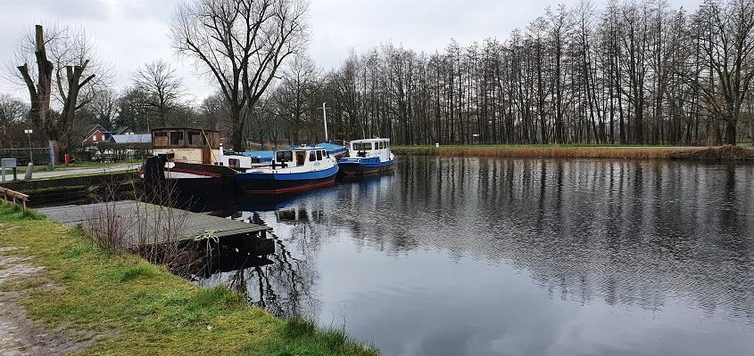 Literaire wandeling langs markante punten van A. van der Heijden in Geldrop langs het Eindhovens Kanaal