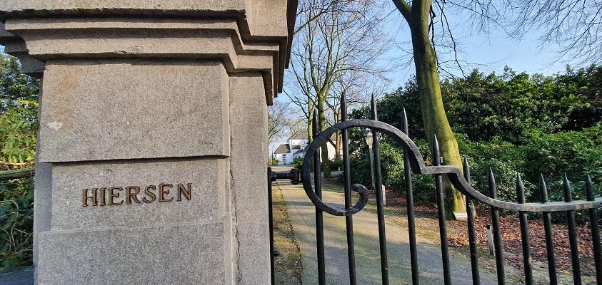 Wandeling over landgoed Barendonk in Beers bij landgoed Viersenhof