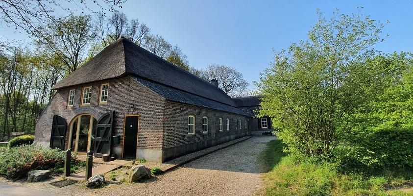Wandeling Ommetje Tongelaar in Mill