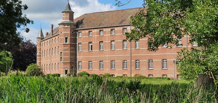 Wandeling over Trage Tocht Wortel-Kolonie bij kasteel Hoogstraten