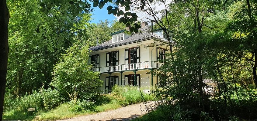 Wandeling over Trage Tocht Hilversum bij de Hoorneboeg