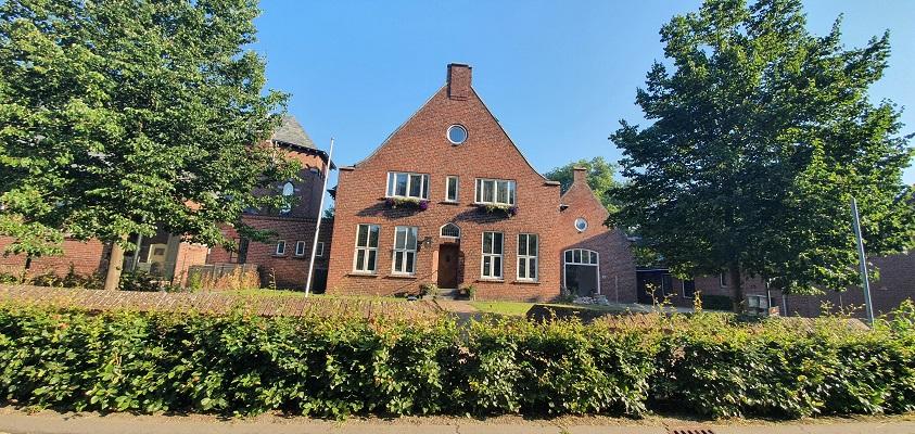 Wandeling over Andreas Schotel wandelroute in Esbeek bij Andreas Schotelmuseum