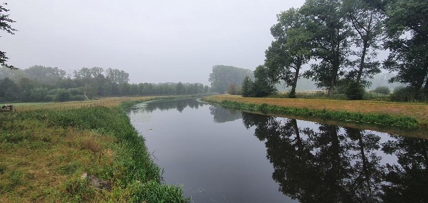 Wandeling van Vught naar Den Bosch van de Paadjesmakers bij de Dommel