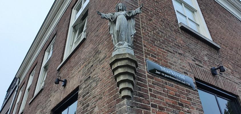 Wandeling van Vught naar Den Bosch van de Paadjesmakers