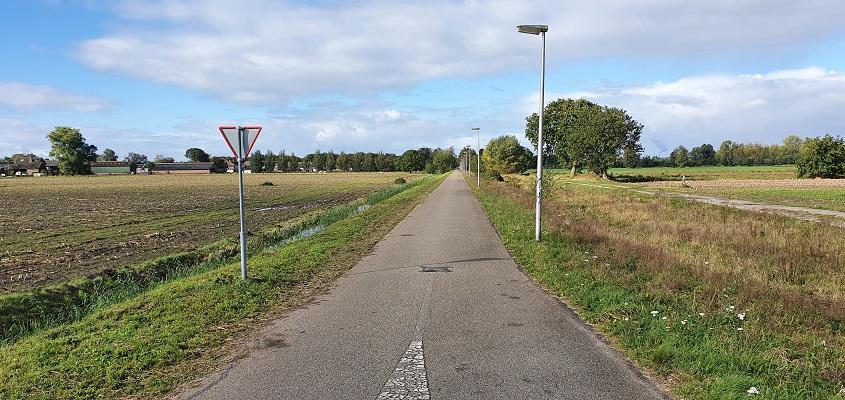 Wandeling over de Dullaert-route op de Halve Zolenlijn