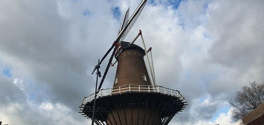 Historische wandeling Oss bij molen Zeldenrust