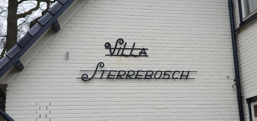 Historische wandeling Wijchen bij villa Sterrebosch