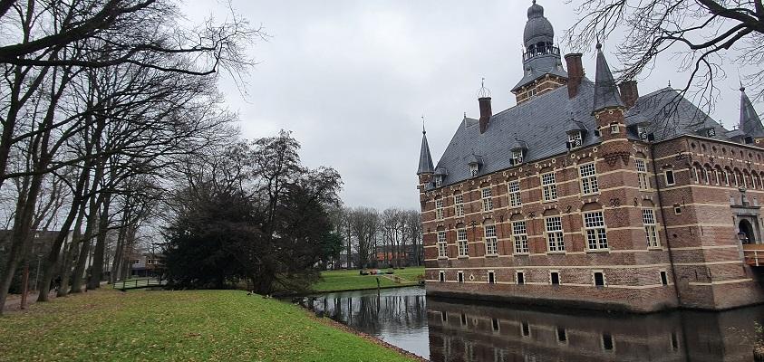 Historische wandeling Wijchen bij kasteel Wijchen