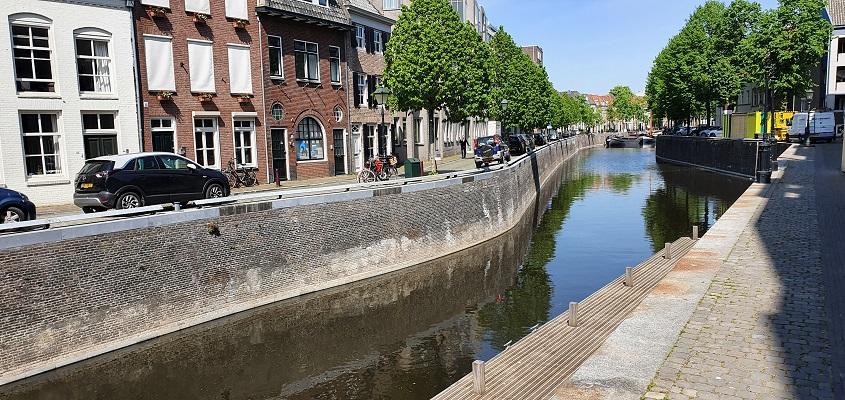 Wandeling over Trage Tocht Den Bosch