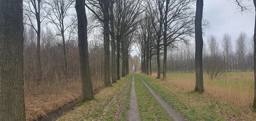 Wandeling over Trage Tocht Schijndel