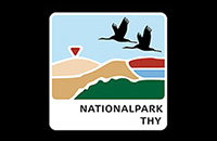 Nationalpark Thy logo
