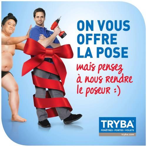 AMS Fenêtres TRYBA Saint Quentin : Pose Offerte