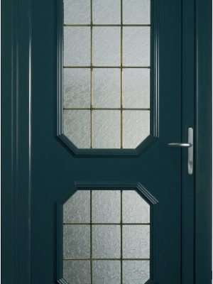 AMC Fenêtres : Porte Alu bora