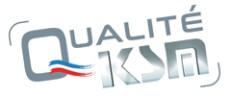 logo qualité KSM