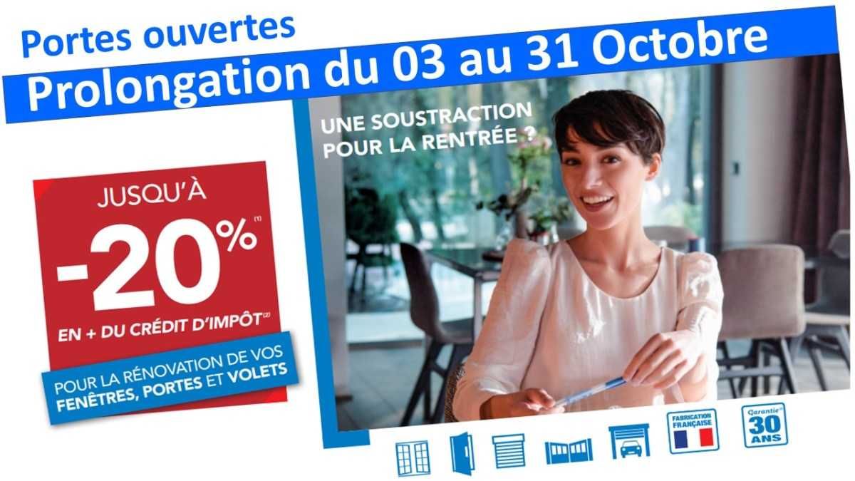 Prolongation Octobre