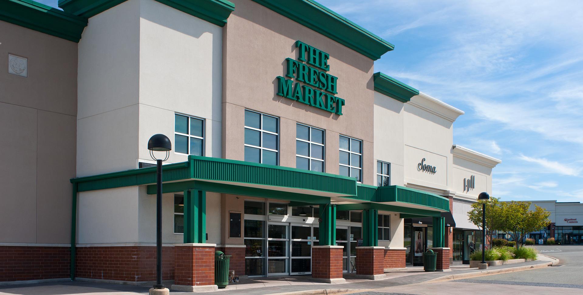 Fresh Market Arlington Va