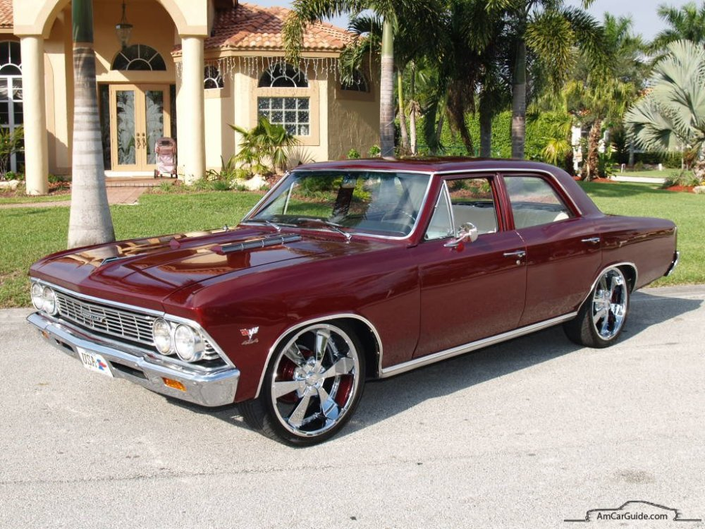 medium resolution of 1966 chevrolet chevelle brown front