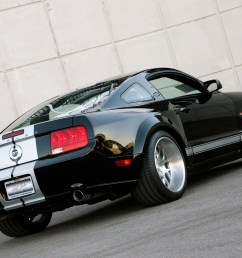 wide body kit for 2005 2009 mustangs amcarguide com 2005 ford mustang under hood fuse box [ 1280 x 850 Pixel ]