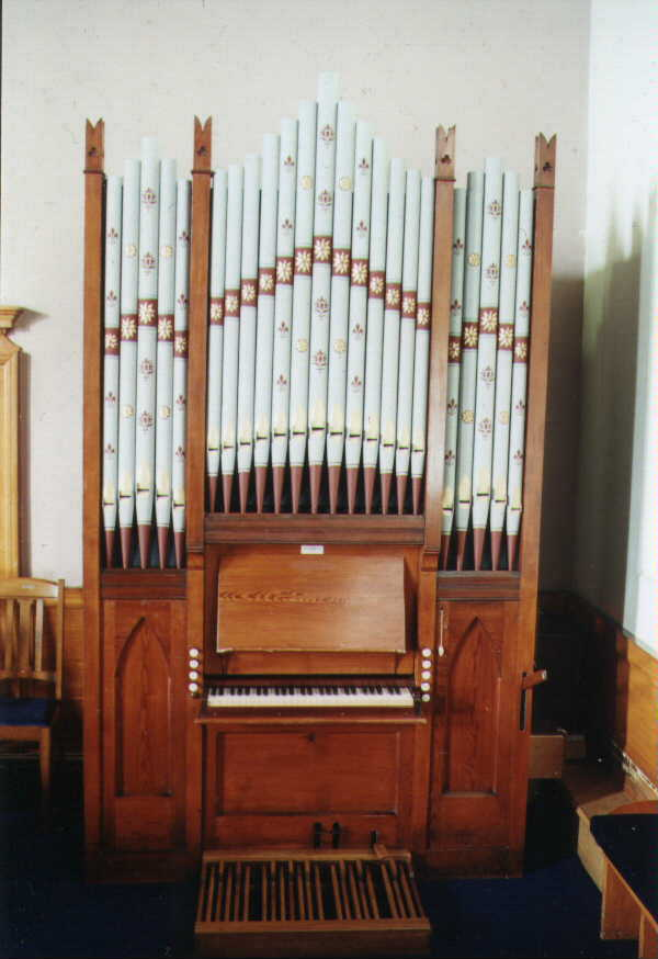Pipe Organ Preservation Co  Comber Co Down