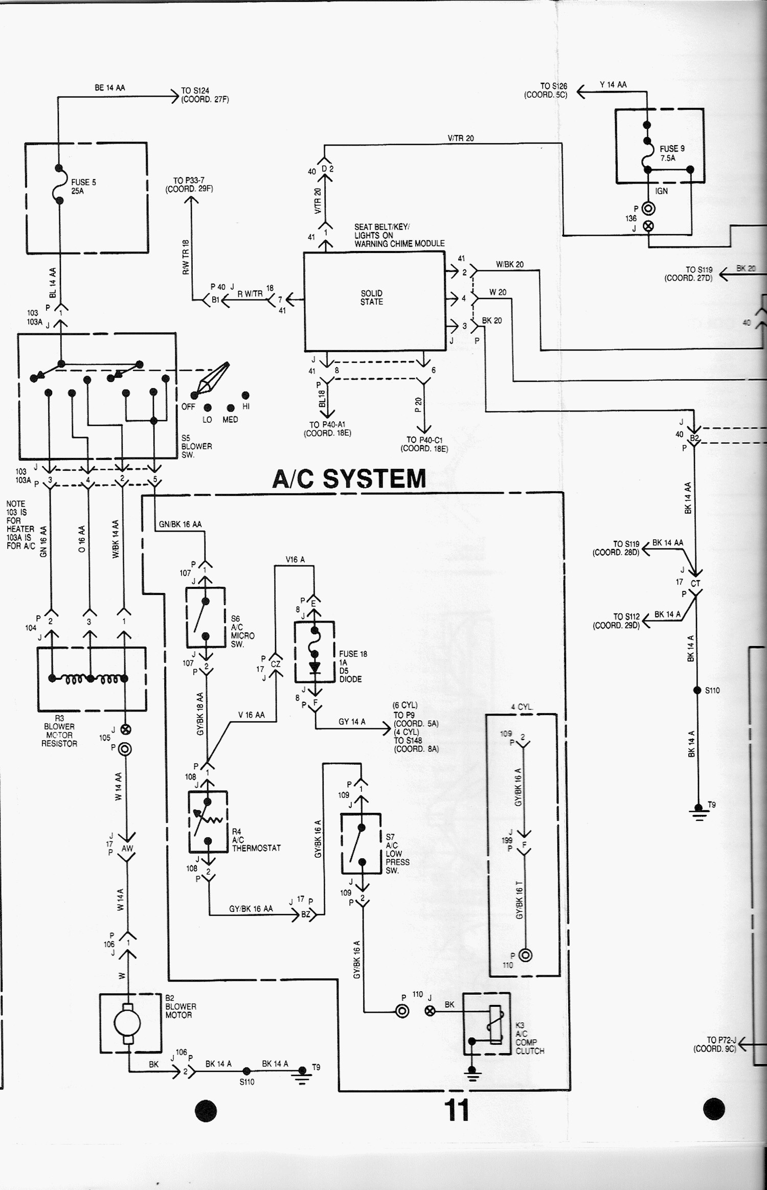 Amc Eagle Wiper Switch Diagram : 30 Wiring Diagram Images
