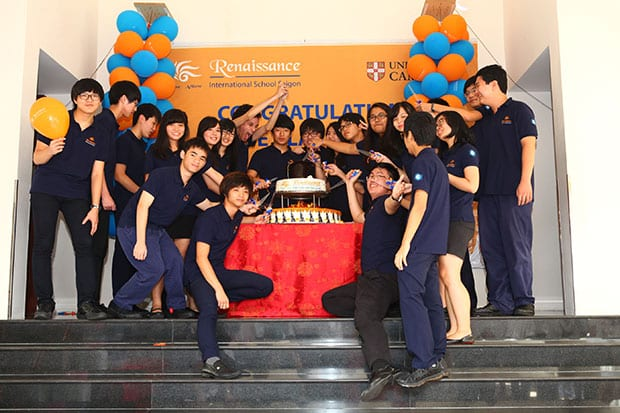 Renaissance Students Achieve High Results in IGCSE 3