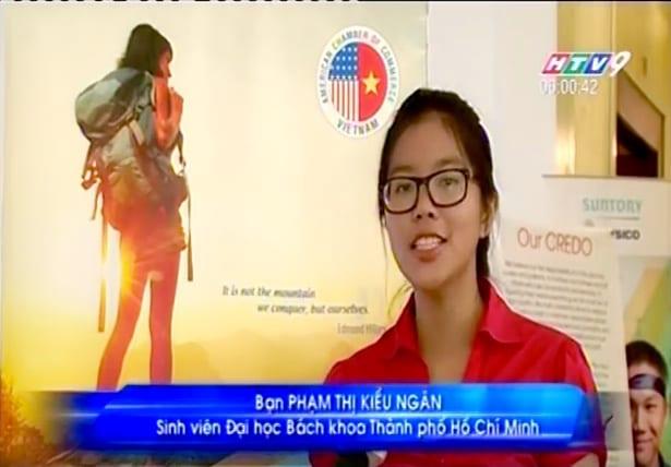 Amham Scholar 2015 Pham thi Kieu Ngan