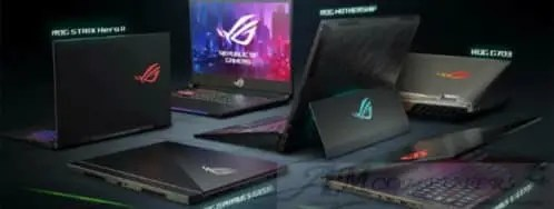 ASUS presenta notebook gaming TUF al Ces 2019