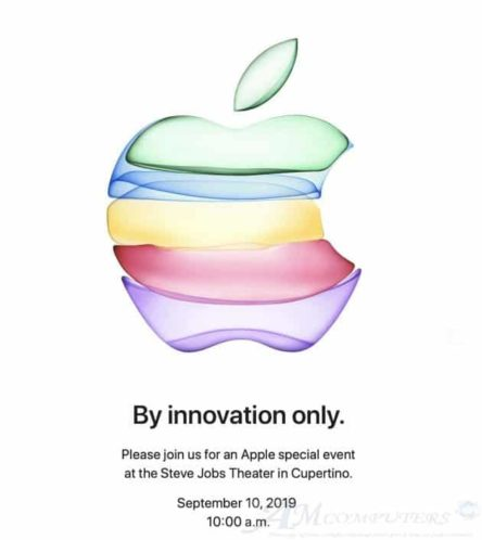 Apple By innovation only: IPhone 11 presentazione ufficiale