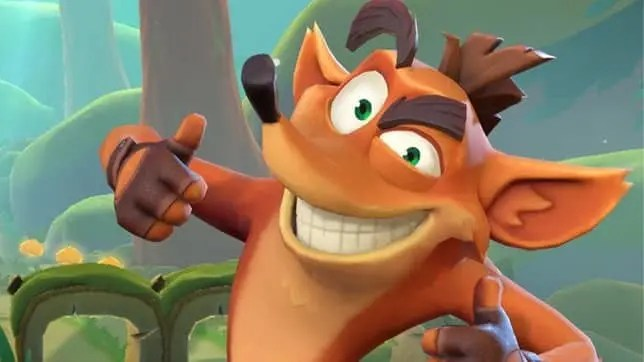 Crash Bandicoot: Game in versione per Android e iOS