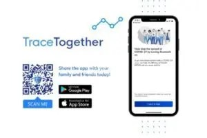 TraceTogether App anti condagio Covid-19