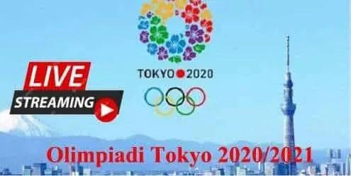 Olimpiadi Tokyo 2020/2021 in Diretta Streaming Gratis