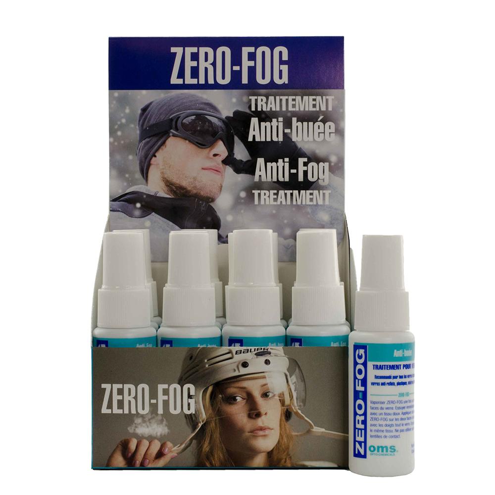 Zero-Fog Spray