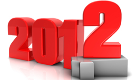 Are your eyes on your 2012 resolution list?