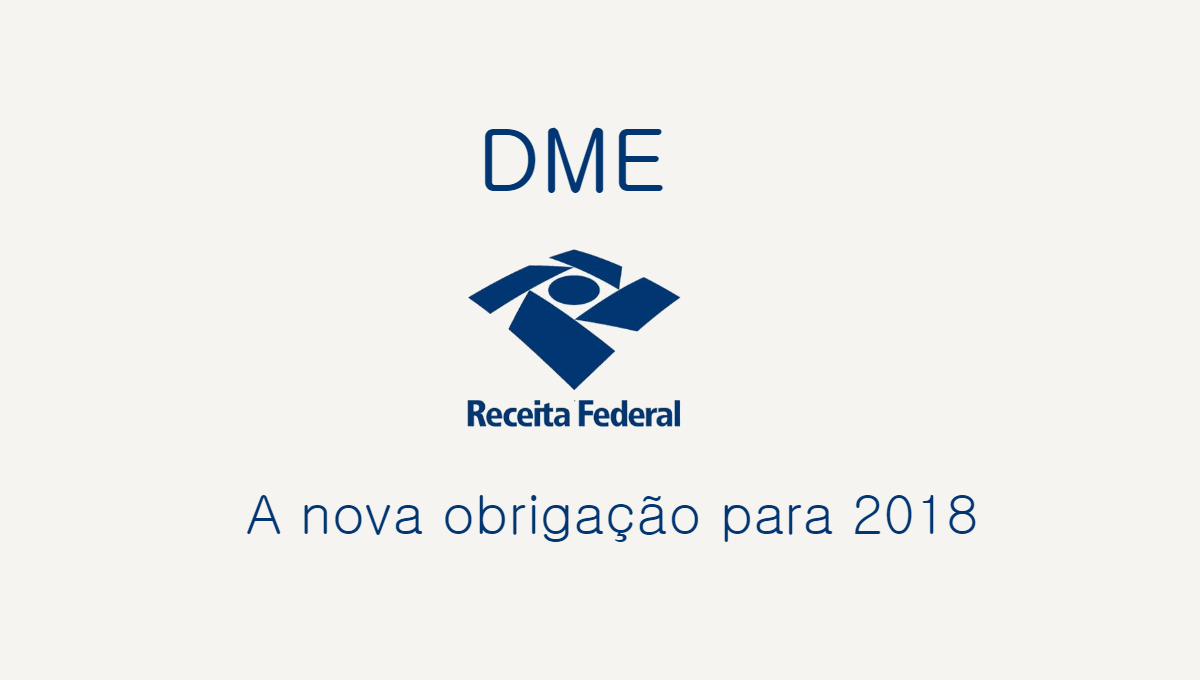 DME: A Criação da Receita Federal