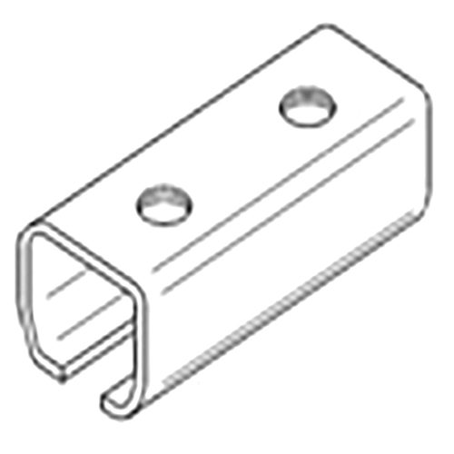 Industrial Curtain Rod Systems, Rod Connectors & Brackets