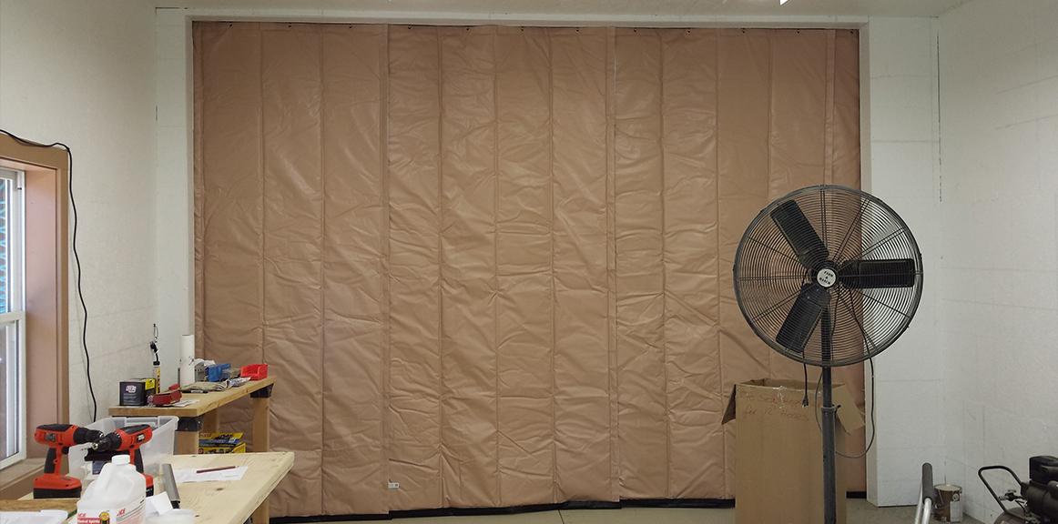 garage curtain curtain walls garage