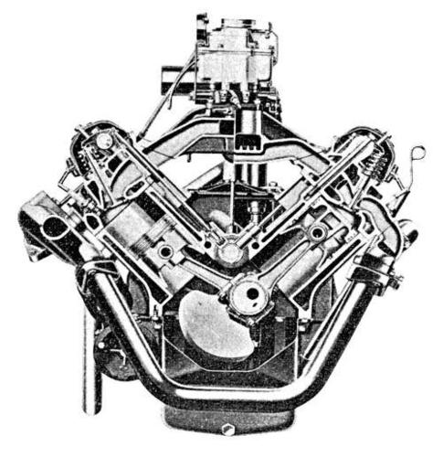 V8 Engine Pistons And Chambers, V8, Free Engine Image For