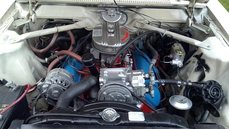 1963 Rambler Ambassador 880 4dr For Sale