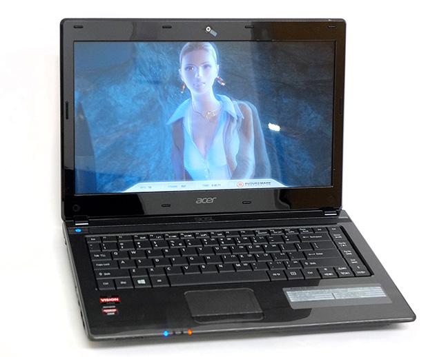 Laptop dengan VGA Radeon HD 8750M