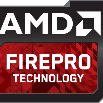 Logo AMD Firepro