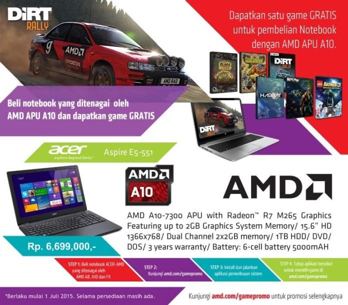 Promo-Game-A10-ACER-E5-551