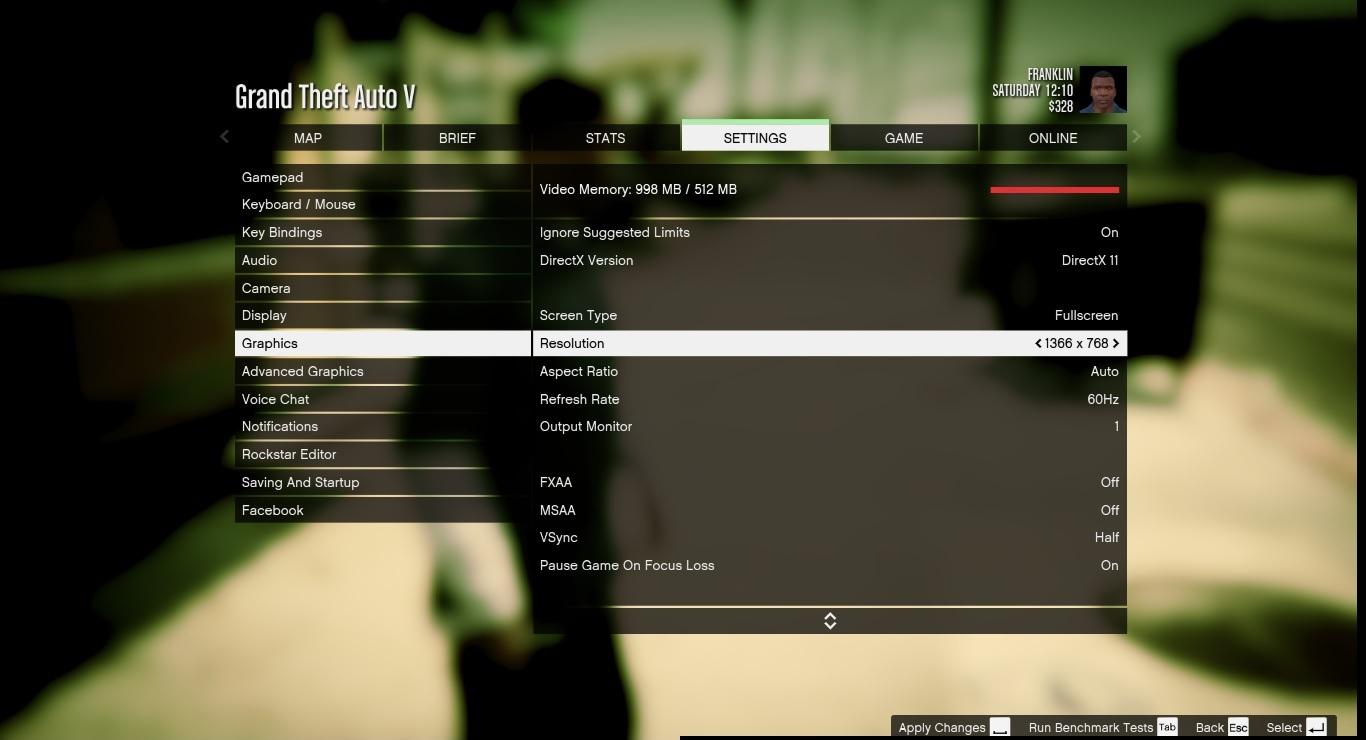 Buktikan Kemampuan Notebook AMD APU A10 dengan Libas GTA V!