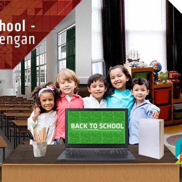 Promo Back To School Notebook AMD